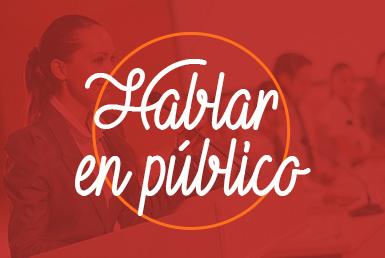 Curso hablar en público en Barcelona