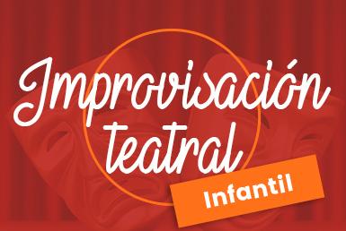Curso de improvisación teatral infantil en Barcelona