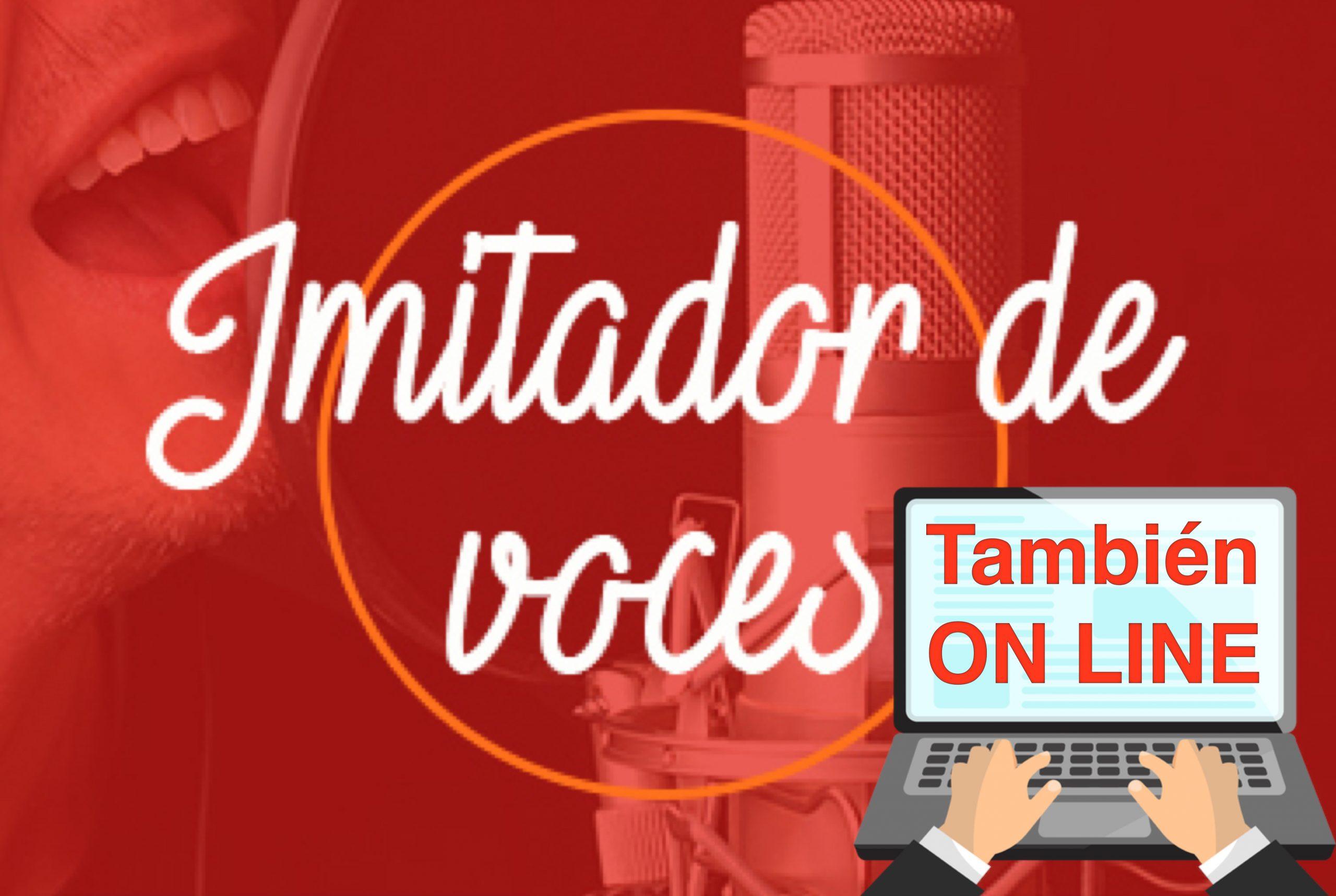 Curso imitación de voces en Barcelona