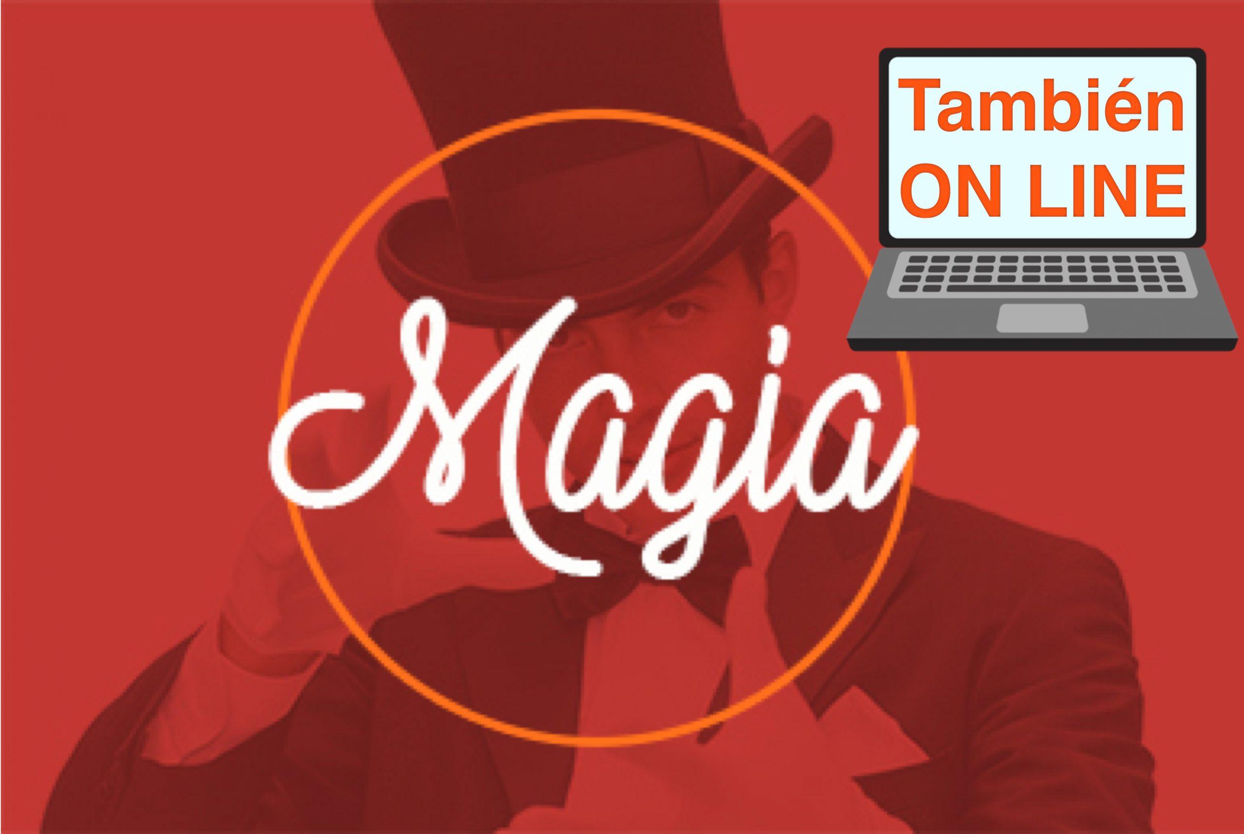 curso de magia presencial y online